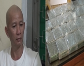NÓNG Bắt đối tượng cùng quê kẻ chủ mưu vụ Cô gái giao gà , mua bán trái phép 30 bánh heroin