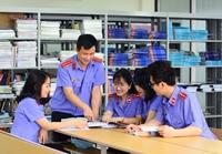 Thông báo sơ tuyển trình độ đại học Luật, chuyên ngành Kiểm sát năm 2021