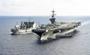 Mỹ hủy bỏ kế hoạch triển khai tàu sân bay đến Biển Đen vào phút chót