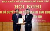 Đồng chí Hoàng Giang giữ chức Phó Bí thư Tỉnh ủy Lào Cai