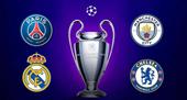PSG đụng độ Man City, Real Madrid đại chiến Chelsea ở bán kết