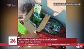 Gần 40 kg ma túy giấu trong nhà kho ở TP Hồ Chí Minh