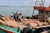 Bắt giữ 2 tàu chở 60 000 lít dầu lậu, núp bóng tàu đánh bắt cá