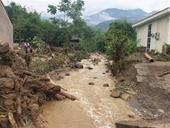 Khẩn trương khắc phục hậu quả và ứng phó mưa lũ tại các tỉnh miền núi phía Bắc