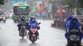 Miền Bắc trời se lạnh, có nơi mưa rất to