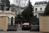 Séc trục xuất 18 nhân viên Đại sứ quán Nga