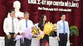Phê chuẩn kết quả bầu bổ sung Phó Chủ tịch UBND tỉnh Bình Thuận