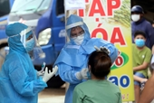 Hơn 79 000 người tiêm COVID-19, sáng nay có ca nhiễm mới tại Đà Nẵng