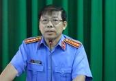 Phó Viện trưởng VKSND TP HCM được giới thiệu ứng cử đại biểu Quốc hội