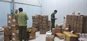 Hưng Yên Tạm giữ trên 7 000 sản phẩm hàng hóa có dấu hiệu nhập lậu