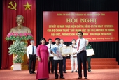 VKSND tỉnh Tuyên Quang đạt nhiều thành tích xuất sắc trong học tập và làm theo lời dạy của Bác Hồ