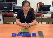 Bắt người phụ nữ Sơn La mua bán 1 bánh heroin, 1 000 viên ma túy