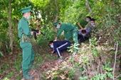 Điện Biên Phát hiện 13 người Trung Quốc đang trên đường trốn sang Lào