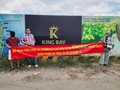 Đề nghị tạm ngưng giao dịch các tài khoản liên quan Công ty Free Land để điều tra