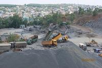 Mỏ đá hết hạn khai thác  doanh nghiệp vẫn ngang nhiên hoạt động rầm rộ