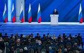 Tổng thống Nga Putin cảnh báo phương Tây không được bước qua lằn ranh đỏ