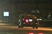 Truy tìm tài xế tông thẳng vào CSGT rồi bỏ trốn