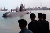Tàu ngầm mất tích của Hải quân Indonesia chỉ đủ dưỡng khí cho thủy thủ đoàn 1 ngày nữa