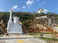 Sa Pa đóng cửa tham quan, chụp ảnh khu vực tượng Nữ thần tự do