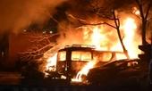 Đánh bom liều chết tại khách sạn hàng đầu ở Pakistan, hơn chục người thương vong