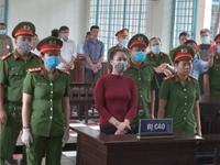 Lê Thị Bình lãnh án 2 năm tù về hành vi chống phá Nhà nước