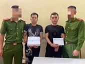 Sơn La bắt 2 đối tượng thu giữ gần 1 bánh heroin và 1 000 viên ma túy tổng hợp