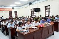 VKSND tỉnh Sóc Trăng tăng cường công tác phối hợp, cung cấp, trao đổi thông tin về tội phạm