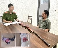 VKSND huyện Hương Sơn phê chuẩn quyết định khởi tố đối tượng tàng trữ trái phép chất ma túy