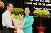TPHCM có thêm 1 Phó Chủ tịch HĐND
