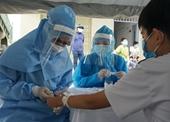 Sáng 23 4 có 8 ca nhiễm COVID-19 tại TP Hồ Chí Minh và Nam Định