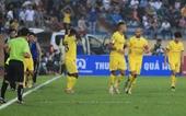 CLB Nam Định nhận án kỷ luật vì hành vi trì hoãn trận đấu