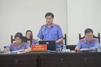 Đại diện Viện kiểm sát đề nghị mức án 10-11 năm tù đối với cựu Bộ trưởng Vũ Huy Hoàng