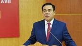 Thủ tướng phê chuẩn ông Võ Trọng Hải giữ chức vụ Chủ tịch UBND tỉnh Hà Tĩnh