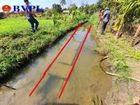 Thông tin mới vụ kênh thủy lợi đầu tư hàng chục tỉ  rồi bỏ hoang ở Đắk Lắk