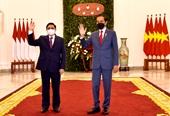 Thủ tướng Phạm Minh Chính kết thúc chuyến công tác tham dự Hội nghị các nhà lãnh đạo ASEAN