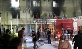 Cháy bệnh viện điều trị COVID-19 ở Baghdad, 73 người thương vong