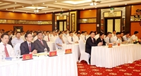 Đảng ủy Khối các cơ quan Trung ương sơ kết 5 năm thực hiện Chỉ thị số 05-CT TW của Bộ Chính trị