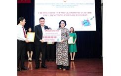 Tập đoàn Hưng Thịnh trao tặng 50 tỉ đồng kinh phí mua vắc - xin phòng ngừa COVID-19