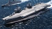 Anh mang tàu sân bay 4,5 tỉ USD cùng nhóm tàu hộ tống khủng đến châu Á