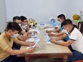Bắt giam thêm 14 đối tượng đưa người Trung Quốc nhập cảnh trái phép