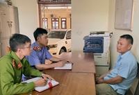 Phê chuẩn khởi tố đối tượng giải quyết mâu thuẫn bằng dao ở Hà Tĩnh