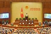 UBTV Quốc hội xem xét, đánh giá kết quả kỳ họp thứ 11, Quốc hội khóa XIV