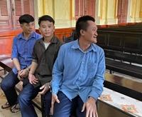 Phi vụ bất thành 3 người đàn ông lãnh án tử
