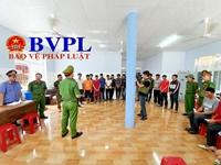 Phê chuẩn khởi tố 37 bị can trong vụ phá rừng quy mô lớn ở Đắk Lắk