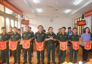 VKSQS Quân khu 7 tổ chức giải đấu bóng bàn chào mừng Ngày truyền thống