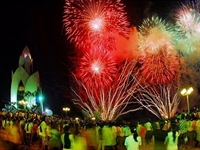 Khánh Hòa dừng bắn pháo hoa, Ninh Thuận tạm đóng cửa vũ trường, karaoke đối phó dịch COVID-19