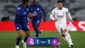 Real Madrid 1-1 Chelsea The Blues giành lợi thế sau trận lượt đi