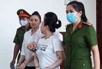 Hot girl Ngọc Miu lãnh án 16 năm tù