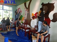 """Mang """"hạnh phúc tuổi thơ"""" đến với các em học sinh ở Quảng Nam"""