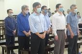 Xét xử vụ thâu tóm đất vàng Sabeco Cựu Bộ trưởng Vũ Huy Hoàng bị tuyên phạt 11 năm tù